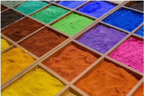 インド製塗料原料の輸入